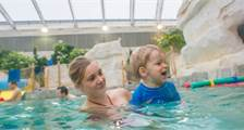 Academy: Swimming at Center Parcs Le Bois aux Daims