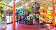 BALUBA world of indoor games at Center Parcs Le Bois aux Daims