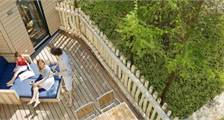Treehouse BS489 at Center Parcs Bispinger Heide