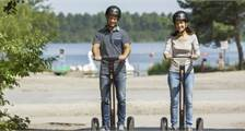 Segway Ride at Center Parcs Bispinger Heide