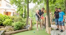 Adventure Golf (outdoor) at Center Parcs Bispinger Heide