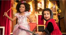 Wannabe a Princess or Knight at Center Parcs Bispinger Heide