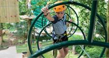 High Adventure Experience (outdoors) at Center Parcs De Eemhof