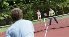 Tennis (outdoor) at Center Parcs De Eemhof