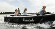 Boating at Center Parcs De Eemhof