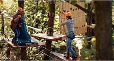 High Adventure Experience (outdoors) at Center Parcs Erperheide