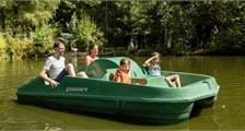 Pedalo at Center Parcs Erperheide