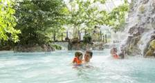 Lagoon pool at Center Parcs Erperheide