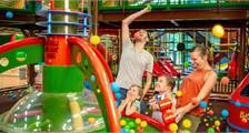 BALUBA world of indoor games at Center Parcs Erperheide