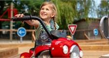 Kids Driving School at Center Parcs Erperheide