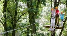 High Adventure Experience (outdoors) at Center Parcs Het Heijderbos