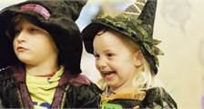 Wannabe a Witch or a Wizard at Center Parcs Het Heijderbos