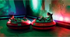 Bumper Cars at Center Parcs Het Heijderbos