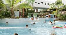 Aqua Mundo activities at Center Parcs Park Eifel