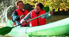 Canoe hire at Center Parcs De Huttenheugte