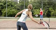 Tennis (outdoor) at Center Parcs De Huttenheugte