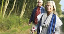 Nordic Walking at Center Parcs De Huttenheugte