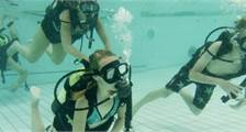 Kids Diving Introduction (1h) at Center Parcs De Huttenheugte