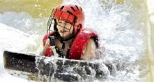 Cool Factor: Wild Water rafting at Center Parcs De Kempervennen
