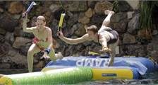 Cool Factor: Aqua Battle at Center Parcs Het Meerdal