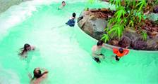 Lazy River at Center Parcs Het Meerdal