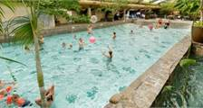 Wave pool at Center Parcs Het Meerdal
