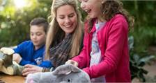 Kids Workshop: Make your own Stuffed Animal at Center Parcs Het Meerdal