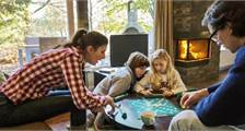 Family games pack at Center Parcs Het Meerdal