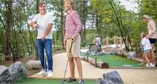 Adventure golf at Center Parcs De Vossemeren