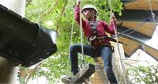 High Adventure Experience (indoors) at Center Parcs De Vossemeren