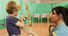 Archery (indoor) at Center Parcs De Vossemeren
