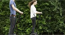 Segway (rental) at Center Parcs De Vossemeren