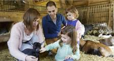 Animal care at Center Parcs De Vossemeren