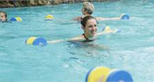 Aqua Workouts at Center Parcs De Vossemeren